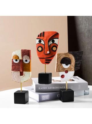 Декоративные абстрактные статуэтки для украшения дома
