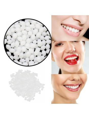 Клейкий гель для временного ремонта зубов