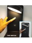 Настенный прикроватный светильник с выключателем