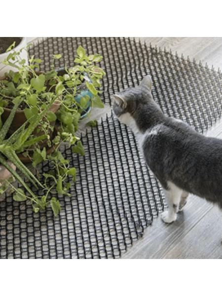Цветочная защита растений от кошек (10 шт.)