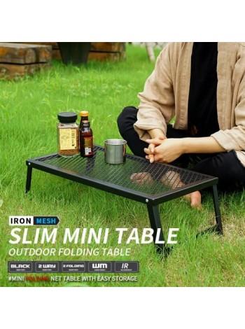 Складная решетка столик для костра
