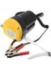Электрический насос для перекачки масла и топлива 12 вольт