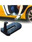 Вспомогательная педаль для подъема на крышу автомобиля