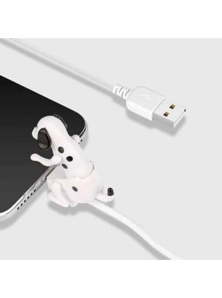 Зарядный USB кабель похотливая собачка