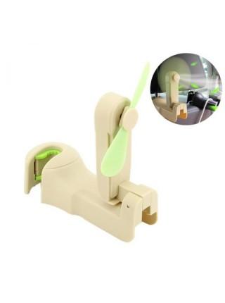 Автомобильная вешалка для одежды с вентилятором