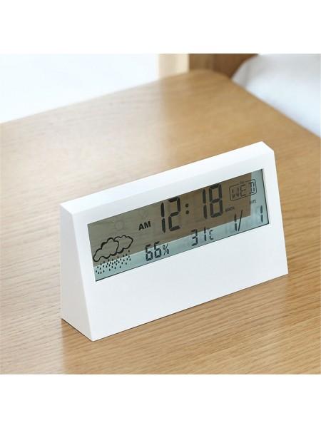 Цифровой будильник с термометром для спальни