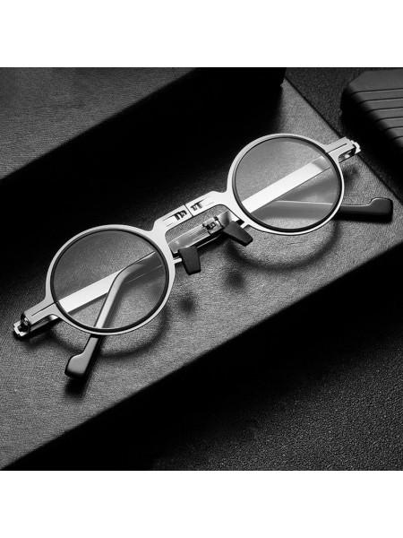 Круглые складные очки для чтения