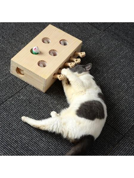 Интерактивная игрушка для кошек пианино