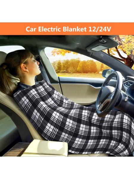 Автомобильное электрическое одеяло