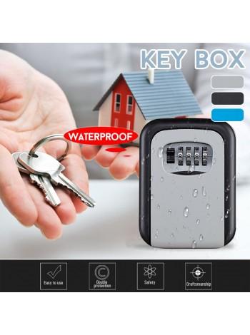 Настенный бокс с кодовым замком для ключей Key Box - купить в Москве  I Санкт-Петербург I Бесплатная доставка I Отзывы ★