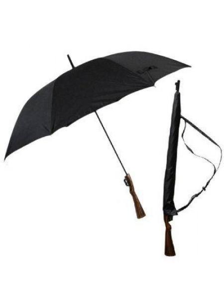 Зонт ружье для настоящих мужчин