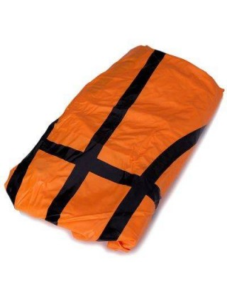 Надувное кресло в форме баскетбольного мяча
