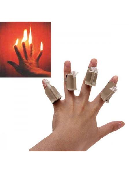 Устройство для магического фокуса с горящими пальцами