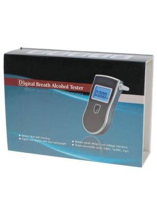 Профессиональный цифровой алкотестер
