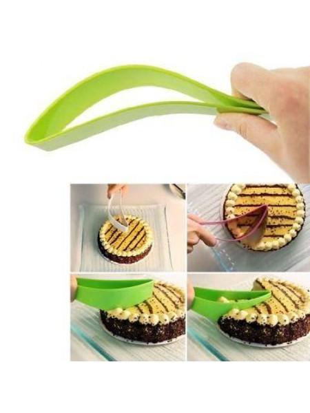 Нож для нарезки тонких кусочков торта