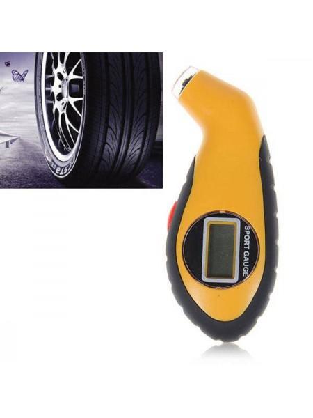 Цифровой манометр для измерения давления в шинах