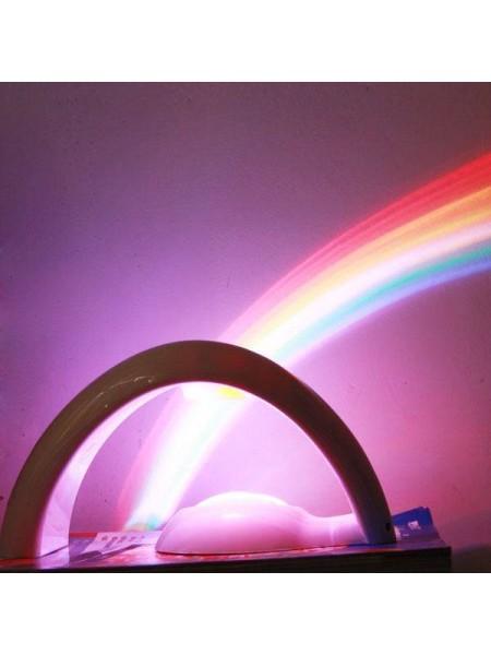 Ночник проектор радуга