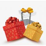 Подарки и принадлежности