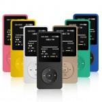 MP3 MP4 MP5