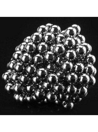 Магнитный конструктор НеоКуб 5 мм (216 элементов)