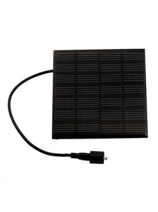 Фонтан на солнечной батареи для сада